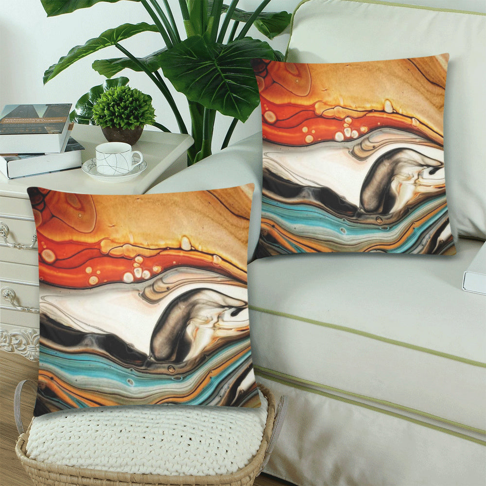 Designer Pillow Covers - Canadian Beaver