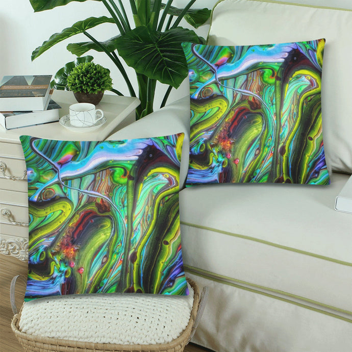 Designer Pillow Covers - Daliance