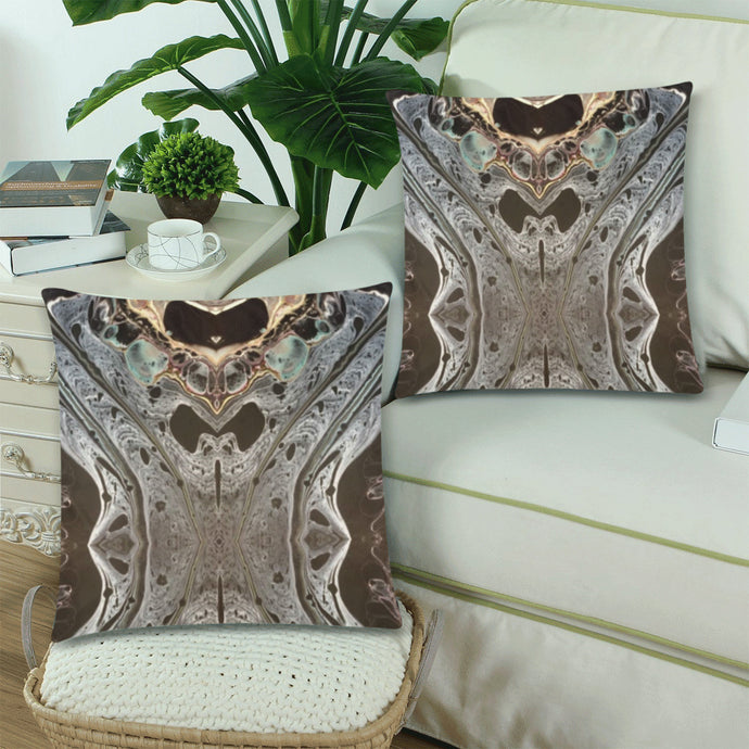Designer Pillow Covers - Drama