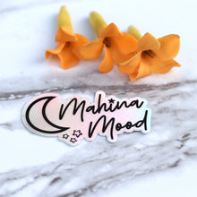 Load image into Gallery viewer, Mahina - holographic sticker