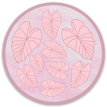 Load image into Gallery viewer, Pink Kalo Patch Sticker