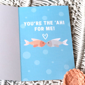 You're the One! - Greeting Card