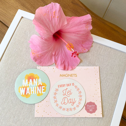 All Aloha - Magnet Set