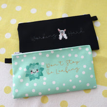 Load image into Gallery viewer, Work Hard, Play Hard - Fabric Pouch