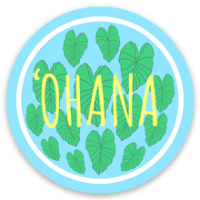 Load image into Gallery viewer, ʻOhana - Mini Sticker
