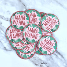 Load image into Gallery viewer, Mana Wahine - Mini Sticker