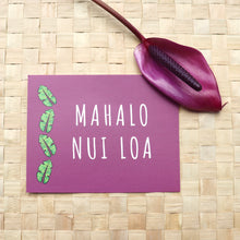 Load image into Gallery viewer, Mahalo - Postcard