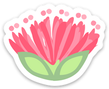 Load image into Gallery viewer, Ohia Lehua - Mini sticker
