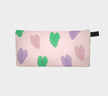 Load image into Gallery viewer, Kalo Leaves - Fabric Pouch