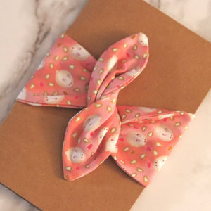 Bunny Hair Wrap - Medium