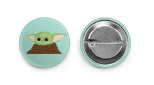 Load image into Gallery viewer, Baby Yoda Best - Pin