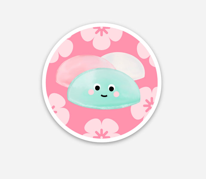 Mochi Love - Mini Sticker