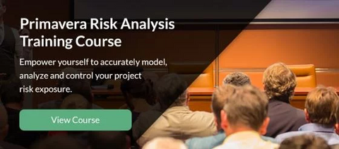 Primavera Risk Analysis Training Course