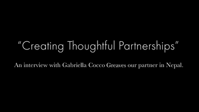 Creating Thoughtful Partnerships