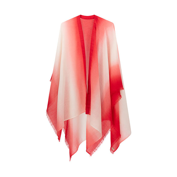 Peace Mountain Cover-up - Coral - 50% off
