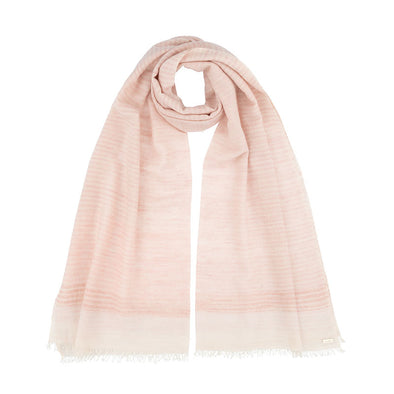 Space-Dyed Blush Scarf