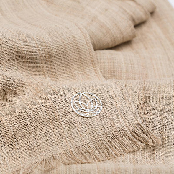 Pure Lotus Blanket Scarf – Royal Quality