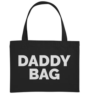 DADDY BAG - Organic Shopping-Bag - FAMILY BY HEART
