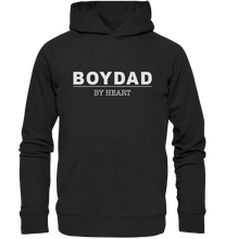 Laden Sie das Bild in den Galerie-Viewer, BOYDAD BY HEART - Organic Hoodie-Hoodies & Sweatshirts-FAMILY BY HEART