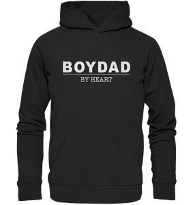 BOYDAD BY HEART - Organic Hoodie-Hoodies & Sweatshirts-FAMILY BY HEART