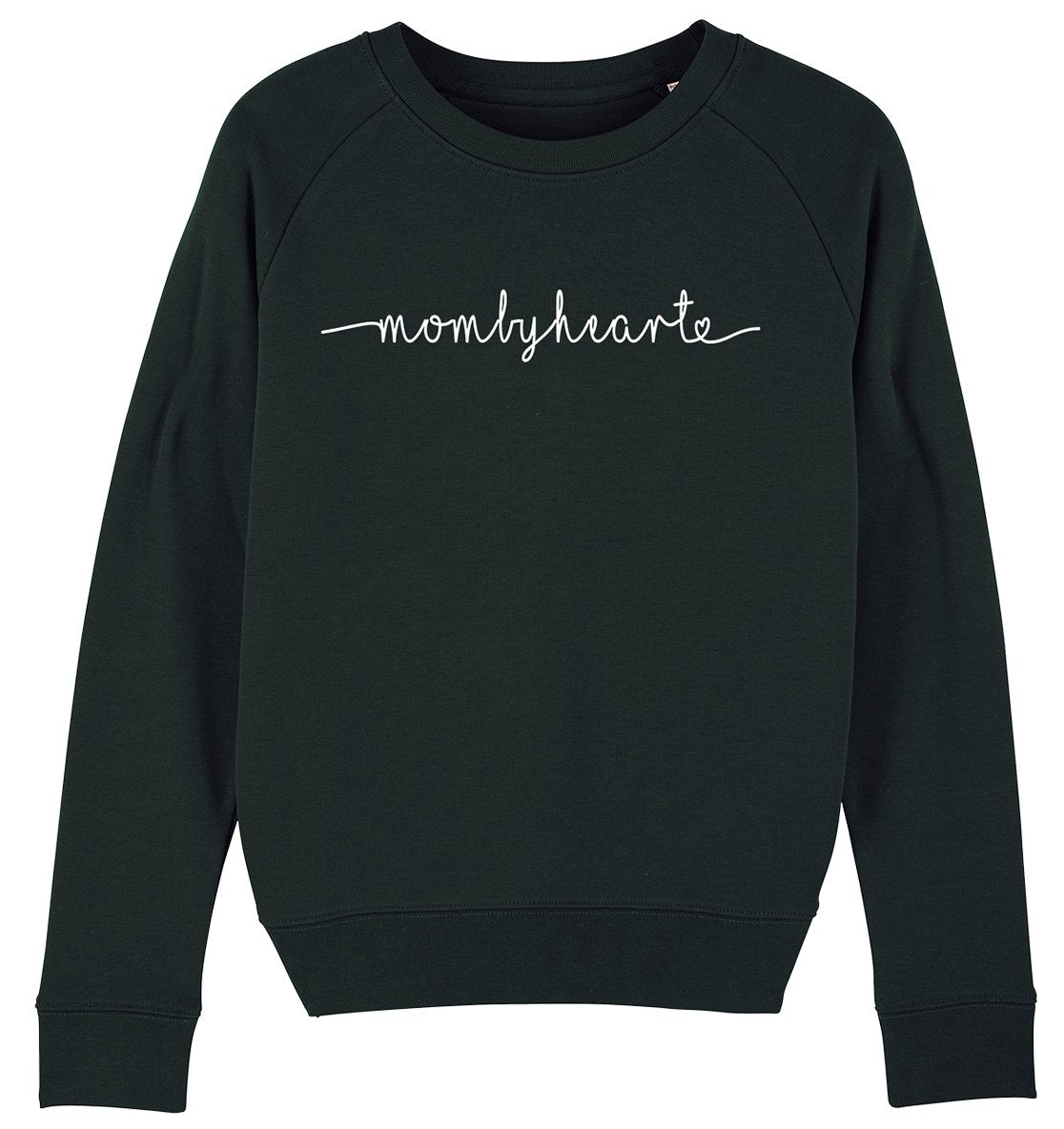 MOM BY HEART HANDWRITTEN - Sweatshirt aus Bio-Baumwolle-Sweatshirts-FAMILY BY HEART