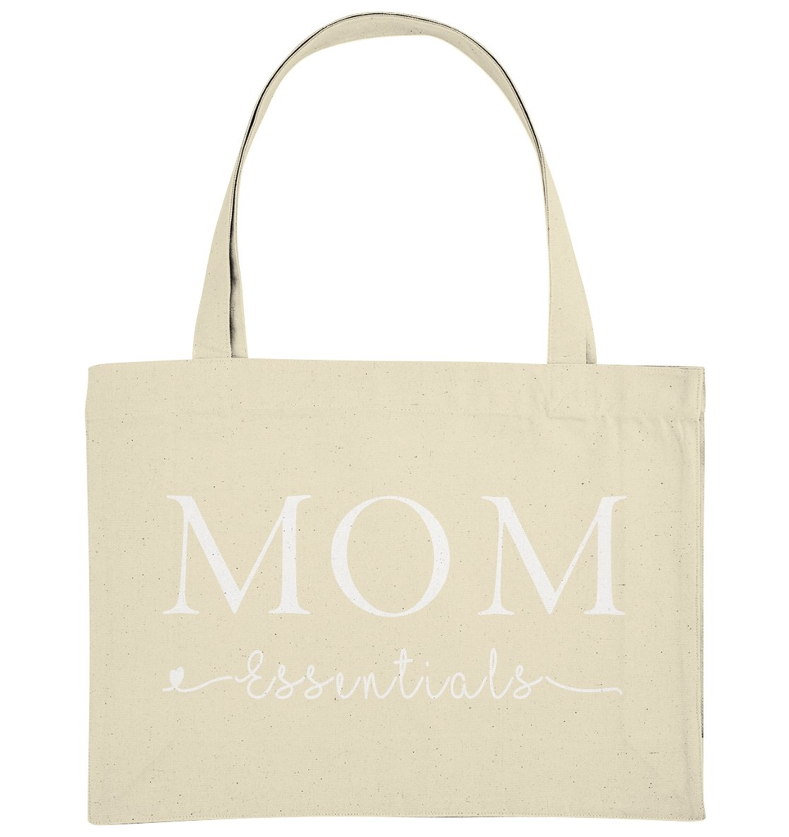 MOM ESSENTIALS - Organic Shopping-Bag - FAMILY BY HEART