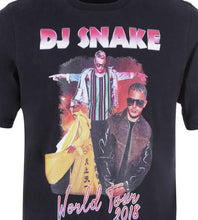 DJ SNAKE RETRO WORLD TOUR 2018 T-SHIRT