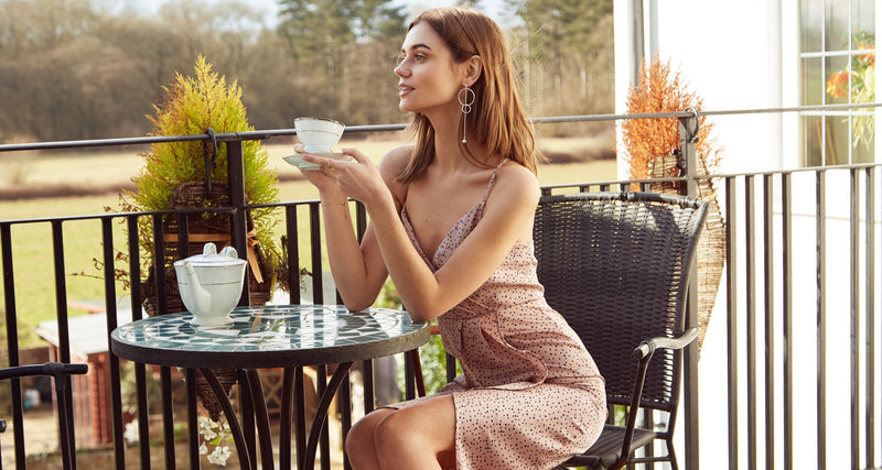 5 Afternoon Tea Outfits