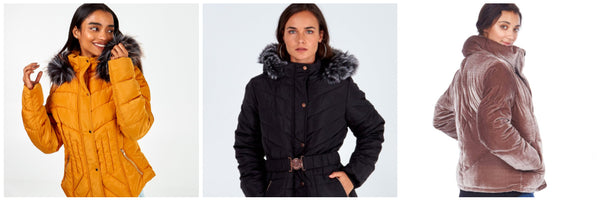 Puffer Coats Collection