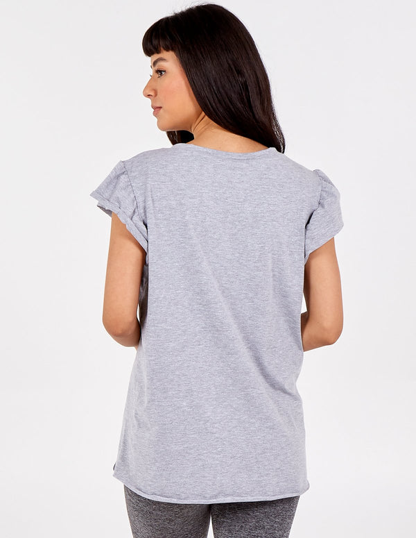 TRINITY - Denim Oversized Denim Tunic Dress