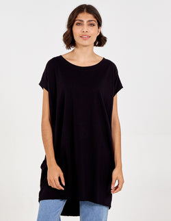 FREIDA - Oversized Tunic Top