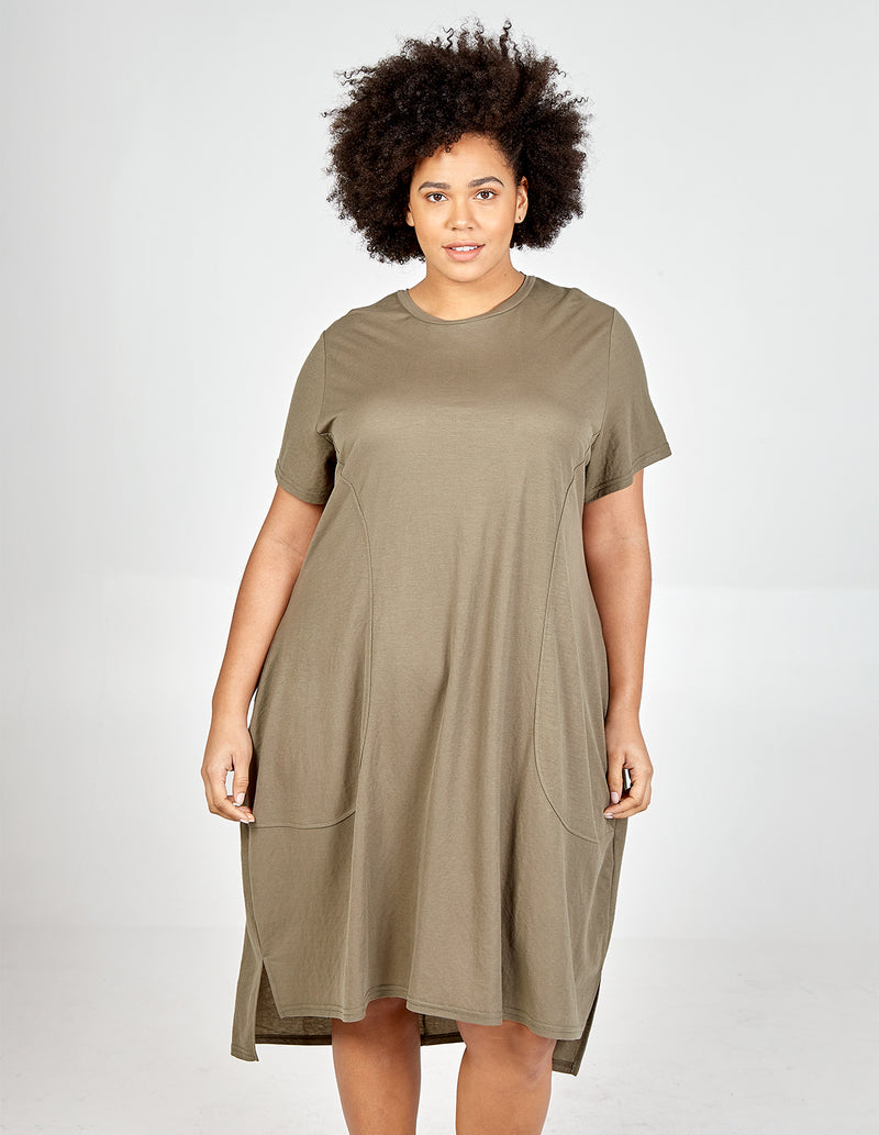 NERIAH - Curve Balloon Shape Dress