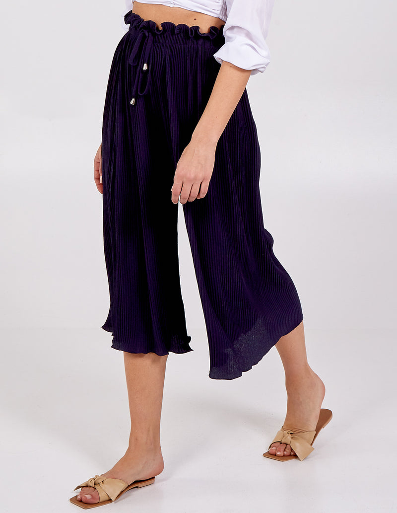 CALLIE - Pleated Culottes