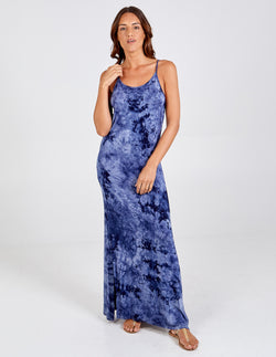 ELLIE - Tie Dye Maxi Dress
