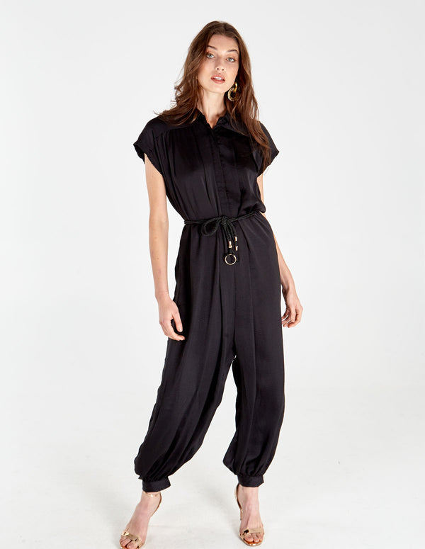 MILA - Wide Leg Jumpsuit