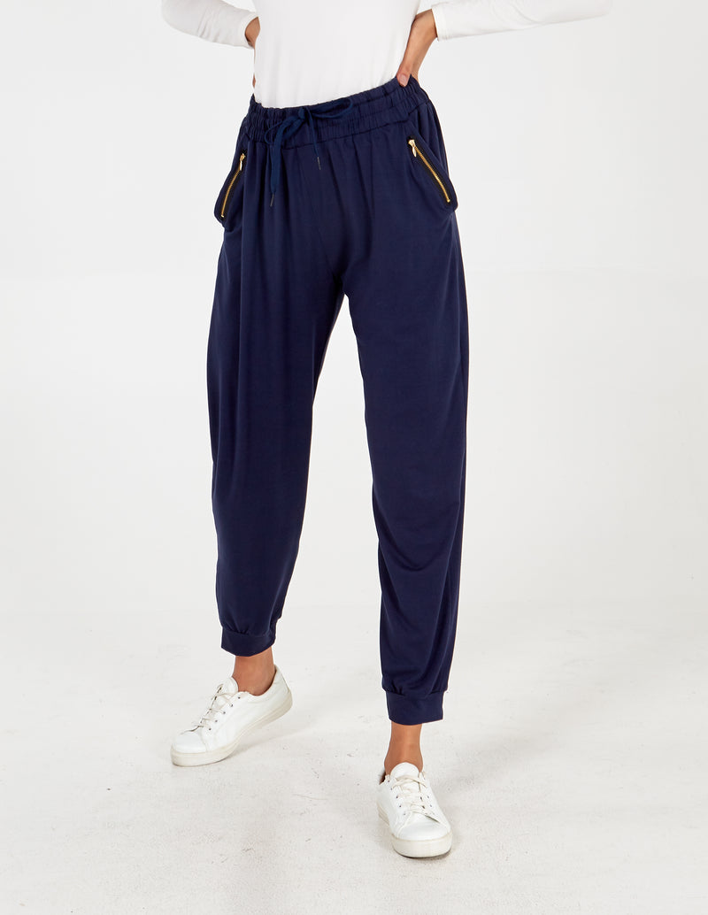 JIYA - Zip Pocket Jogger