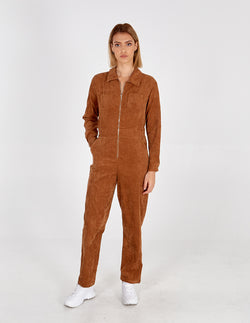 KARINA - Zip Front Boilersuit