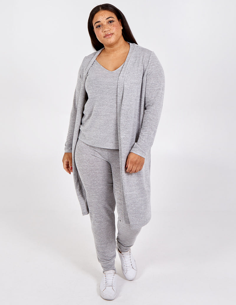 GRACIE- Curve Loungewear Set