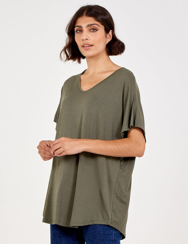 AIYLA - Basic Oversized Top