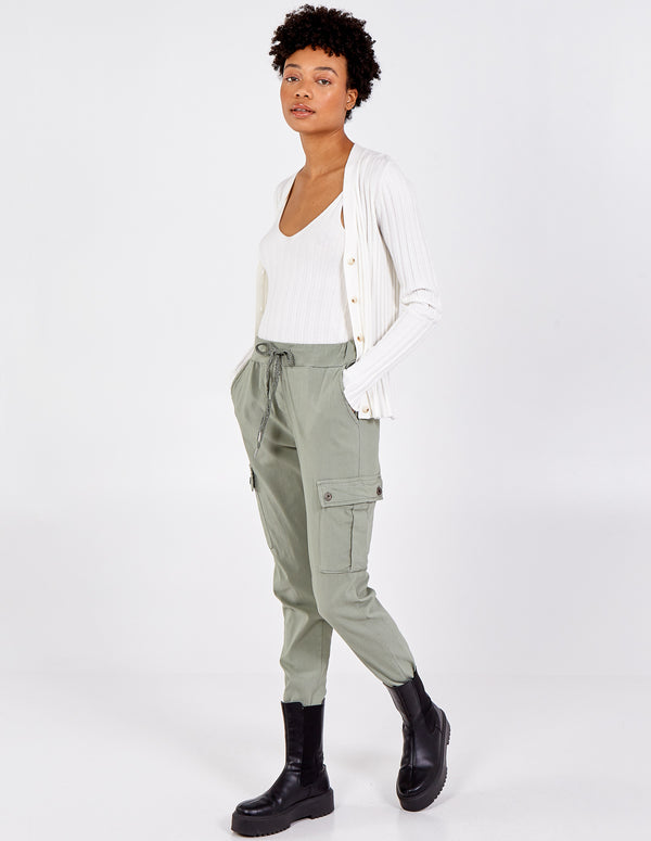 JIA - Cargo Pocket Trousers