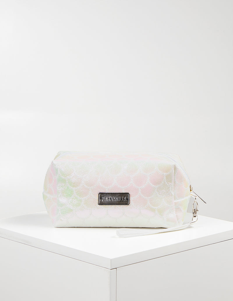 PIPER - Iridescent Make-Up Bag