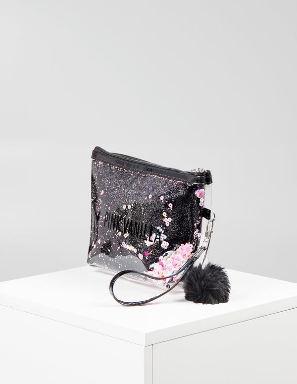 NELA - Sequin Make-Up Bag