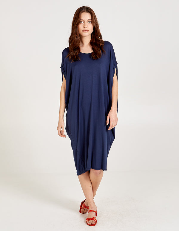 BIRDIE - Oversized Batwing Dress