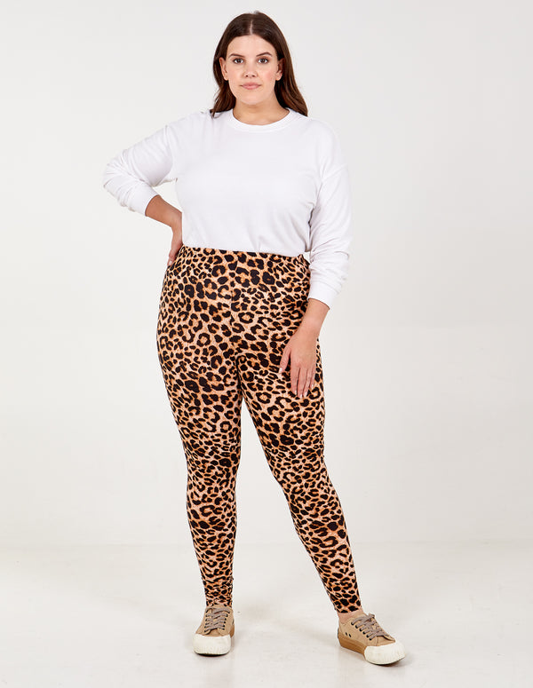 VANESSA - Curve Soft Touch Leggings