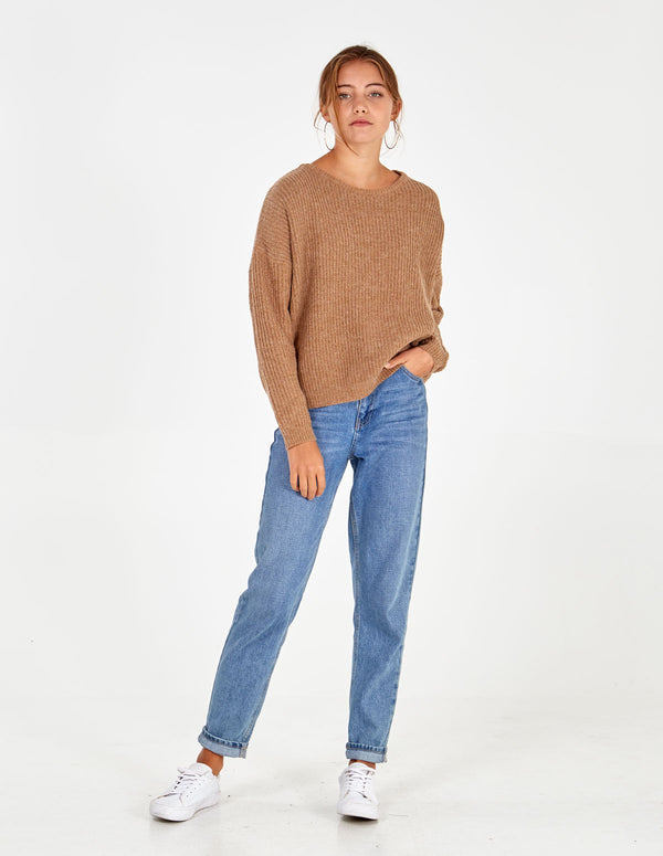 SHREYA - Round Neck Jumper