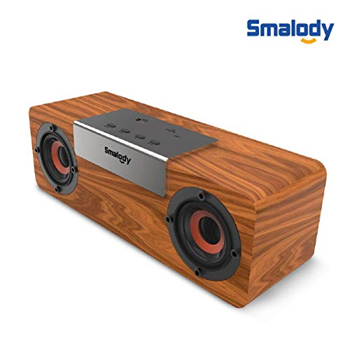 Wooden Wireless Speaker Multi-Function