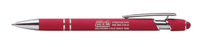 Bright Soft Pen with Stylus