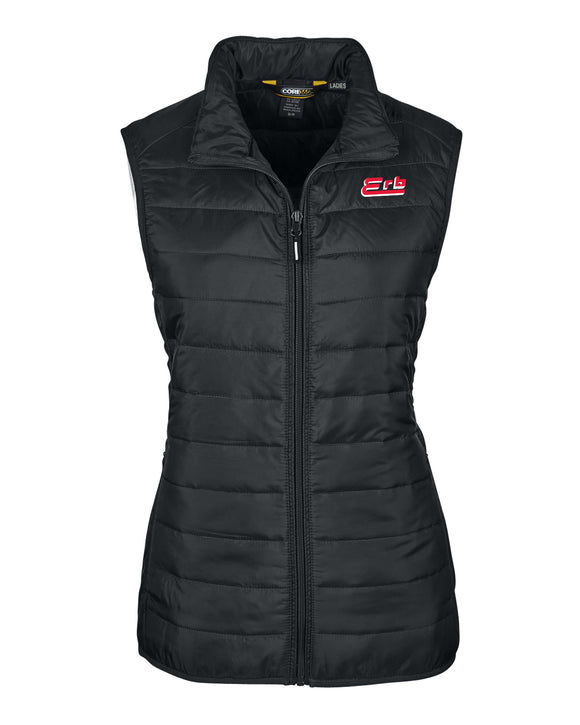 Ladies Packable Puffer Vest