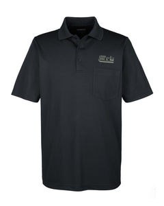 Men's Performance Golf Shirt with Pocket