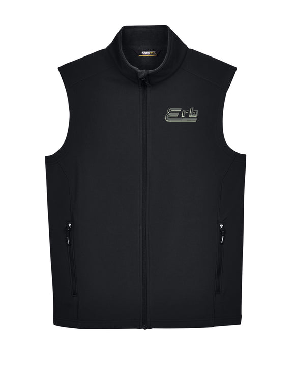 Men's Fleece Lined Soft Shell Vest